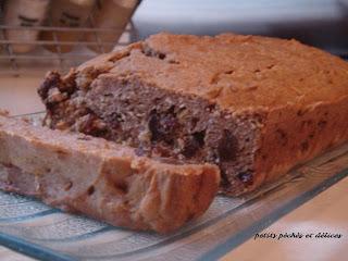 recettes  Gâteau à la citrouille ***
