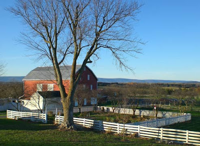 The View From Squirrel Ridge Views At Belle Grove