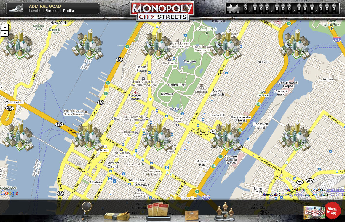 great ad campaigns  maps. google geo developers blog  great ad campaigns  maps