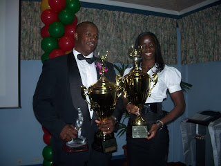 Fletcher and Francis cop National Sports Awards