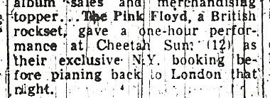 pink floyd, 1967, syd barrett