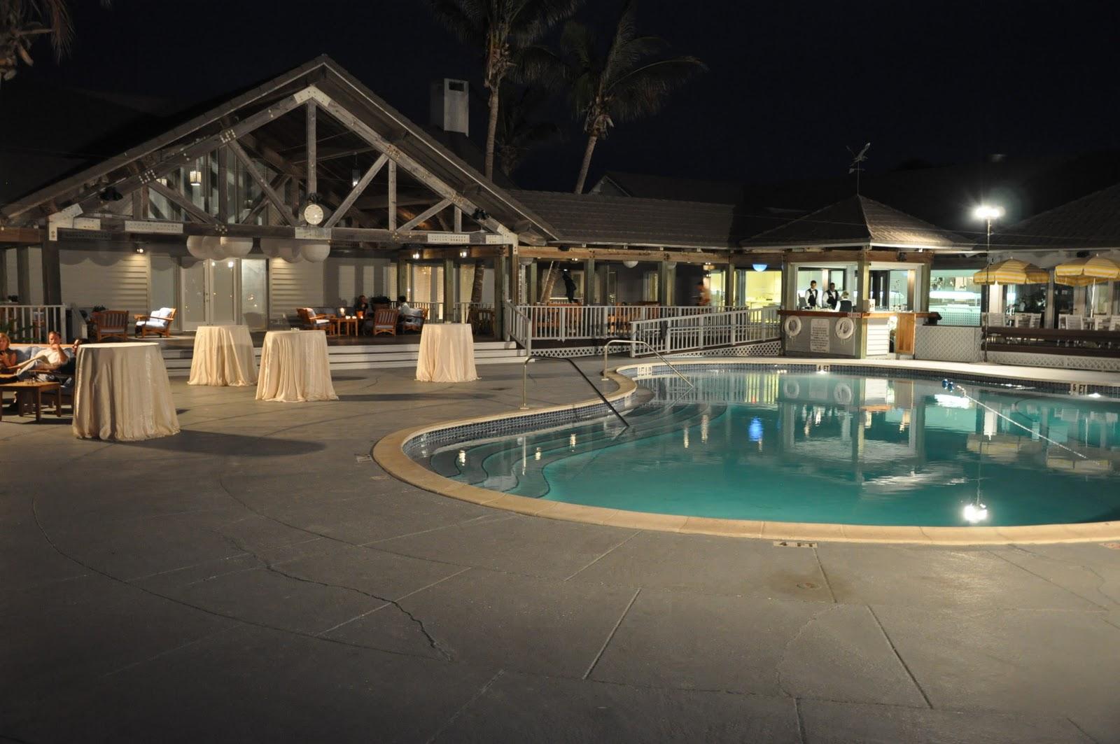 Boca Grande Gasparilla Inn Beach Club Diaz Green Wedding