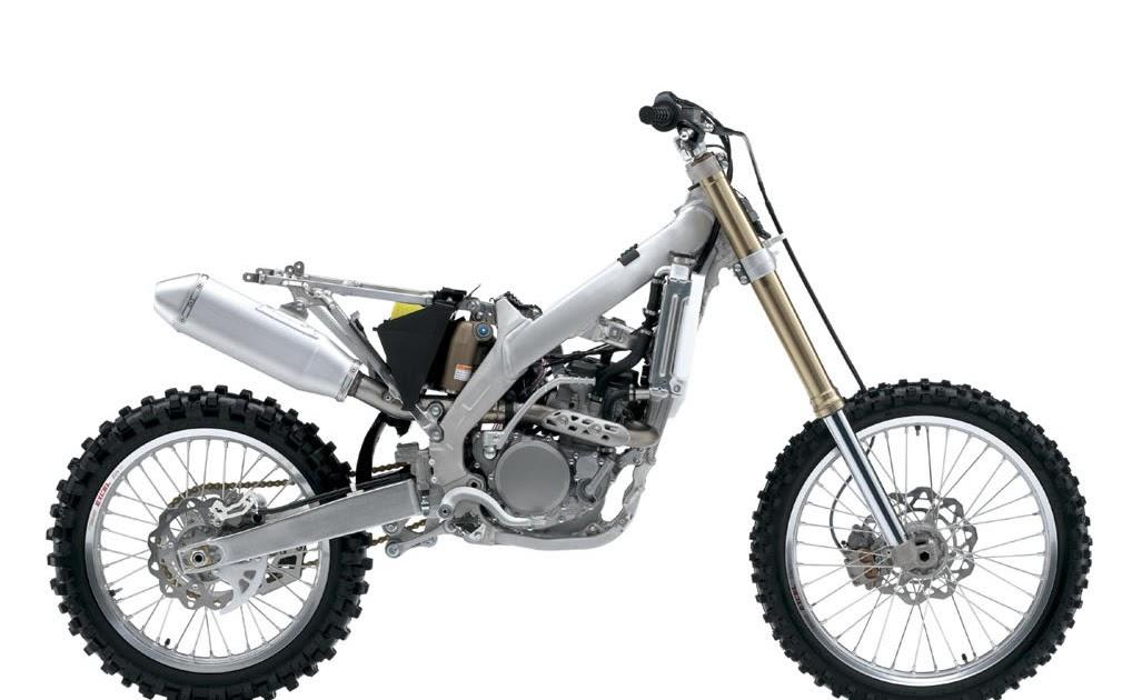 Motocross 2010: Suzuki RM-Z450 a minor updates