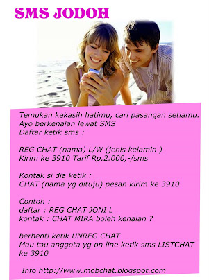 Chatting lewat SMS