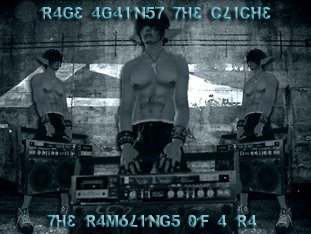 Rage Against The Cliche