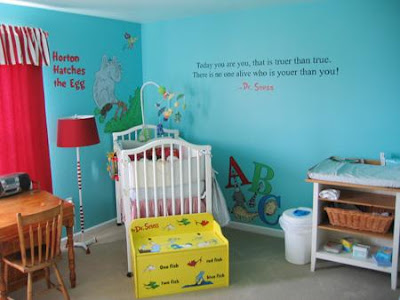 Dr Seuss Quote by