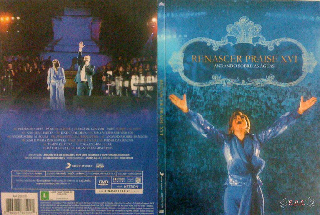 PRAISE 2010 CD BAIXAR RENASCER DE
