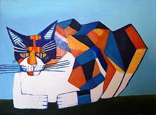 GRAPHIC DESIGN HISTORY 2009: post 7: cubism