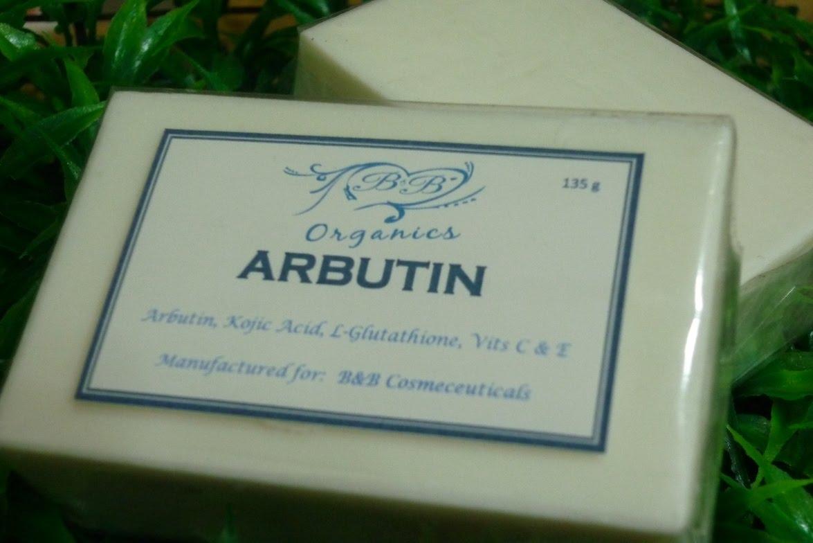 Bubblezshoppe B Amp B Arbutin Soap