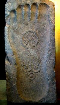AYAK İZİ Buddhas_footprint_1