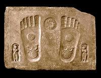 AYAK İZİ Buddhas_footprint_2