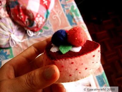 Individual Fruit Cakes