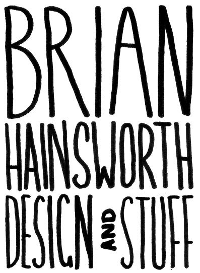 Brian Hainsworth Presents: