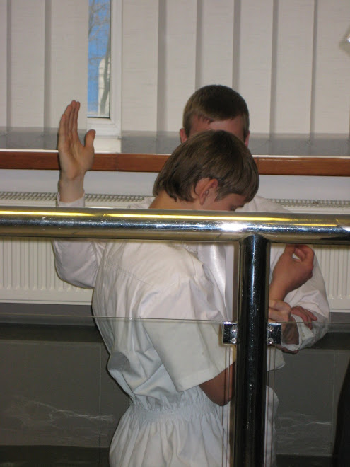 Deema's Baptism