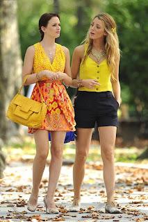 Resultado de imagen para moda de gossip girl