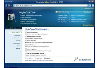 Advanced Vista Optimizer 2008 1.0