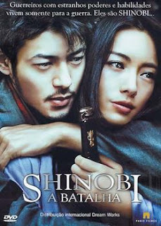 Baixar Filme Shinobi - A Batalha - Dublado