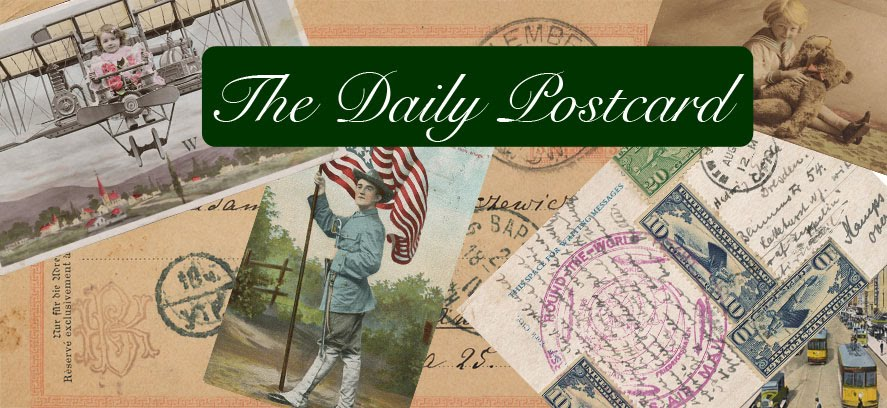 The Daily Postcard