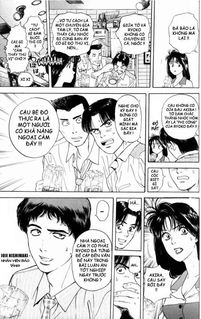 Psychometrer Eiji chapter 16 trang 10