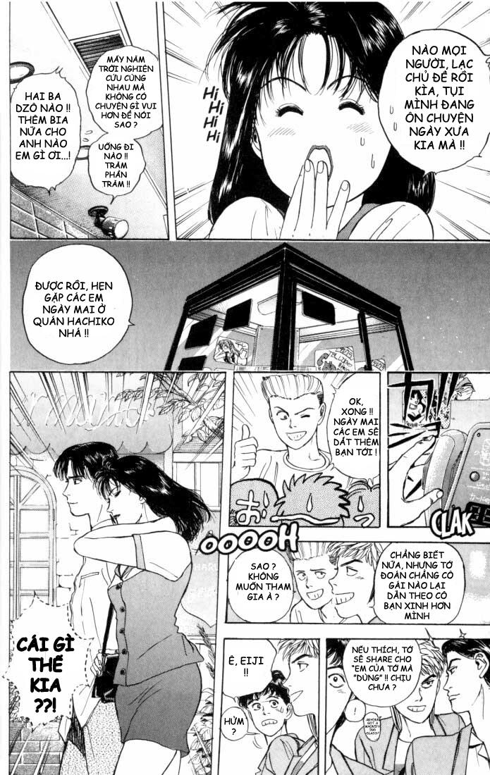 Psychometrer Eiji chapter 16 trang 11