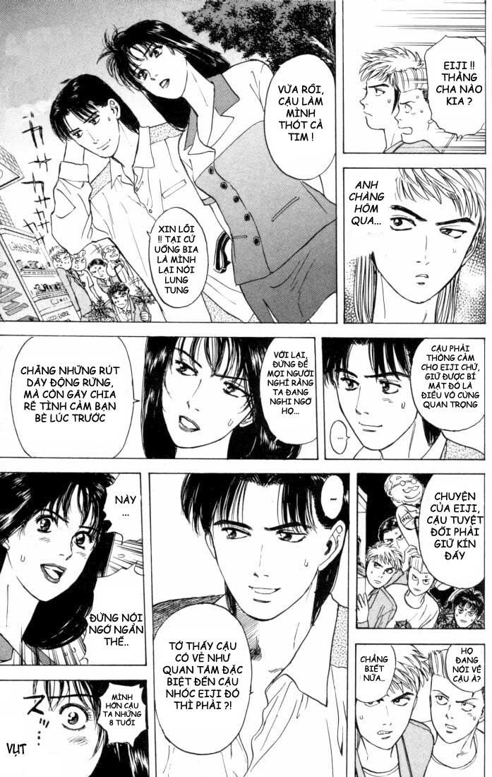 Psychometrer Eiji chapter 16 trang 12