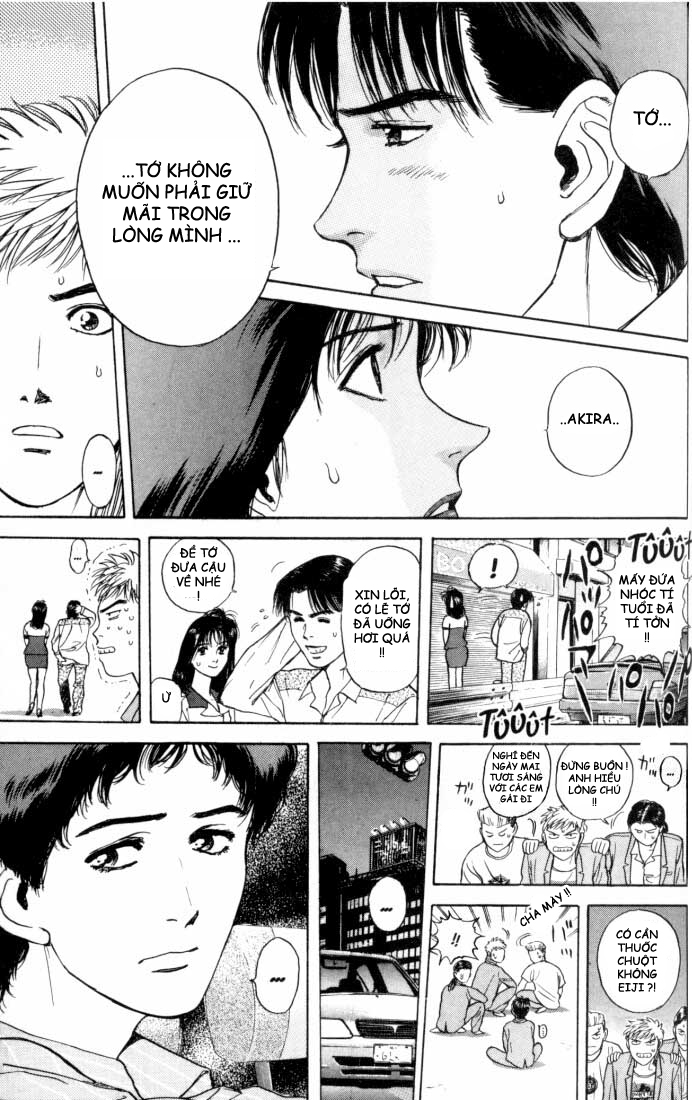 Psychometrer Eiji chapter 16 trang 14