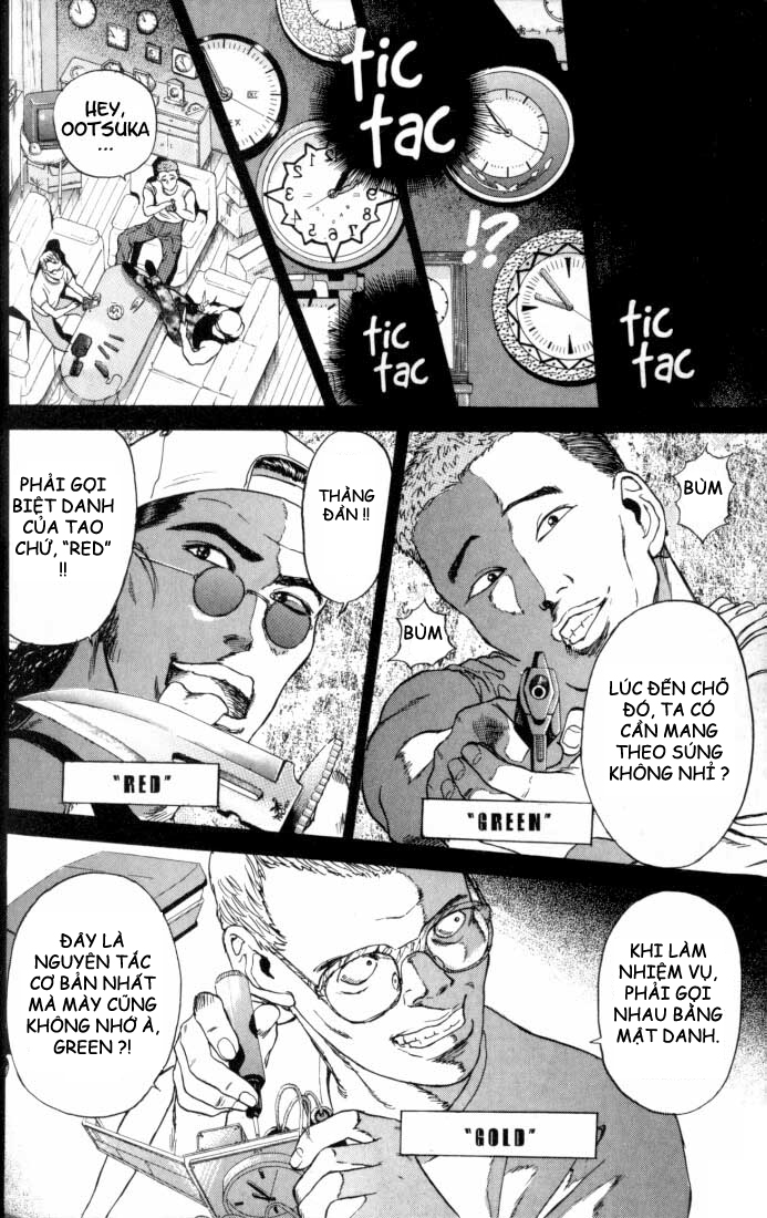 Psychometrer Eiji chapter 16 trang 17