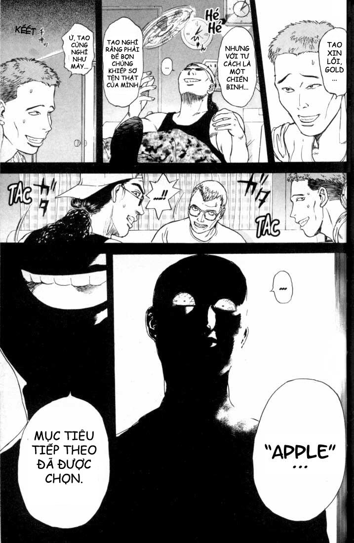 Psychometrer Eiji chapter 16 trang 18