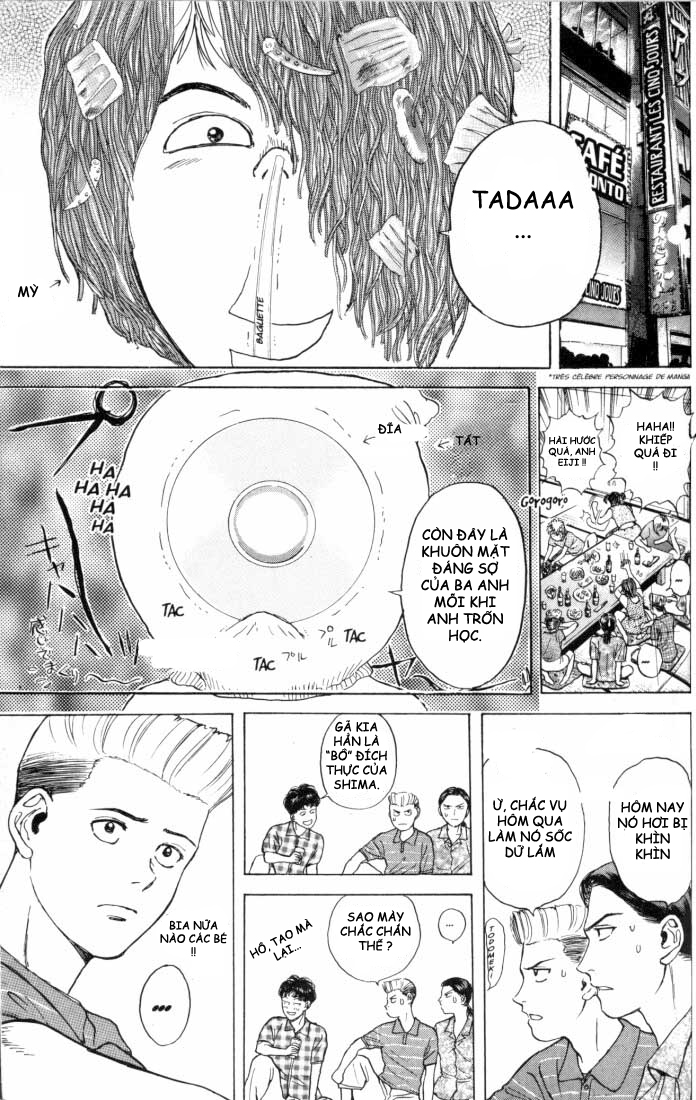 Psychometrer Eiji chapter 16 trang 20