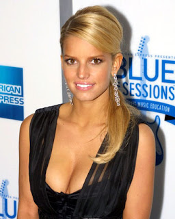 Jessica Simpson Hairstyles 3
