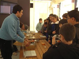 crs4 settimana scienza novembre 2007