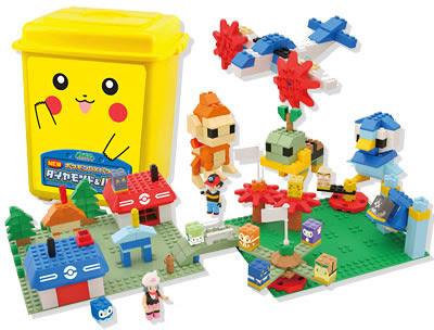 LEGO Pokemon Sets