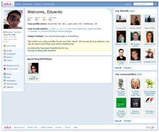 Orkut will soon have a new look