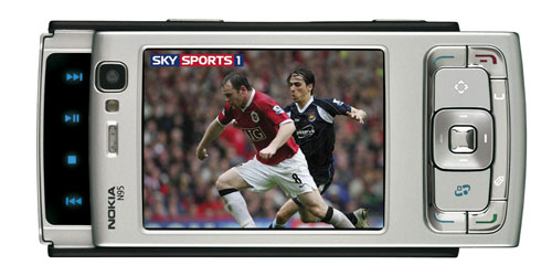 T-Mobile customers can now watch Premiership Football on their mobile