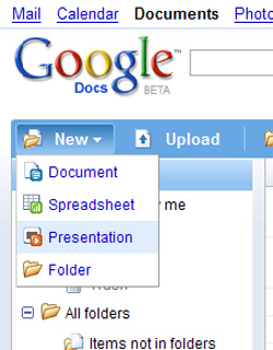 Google Doc now is a full-blown office suite