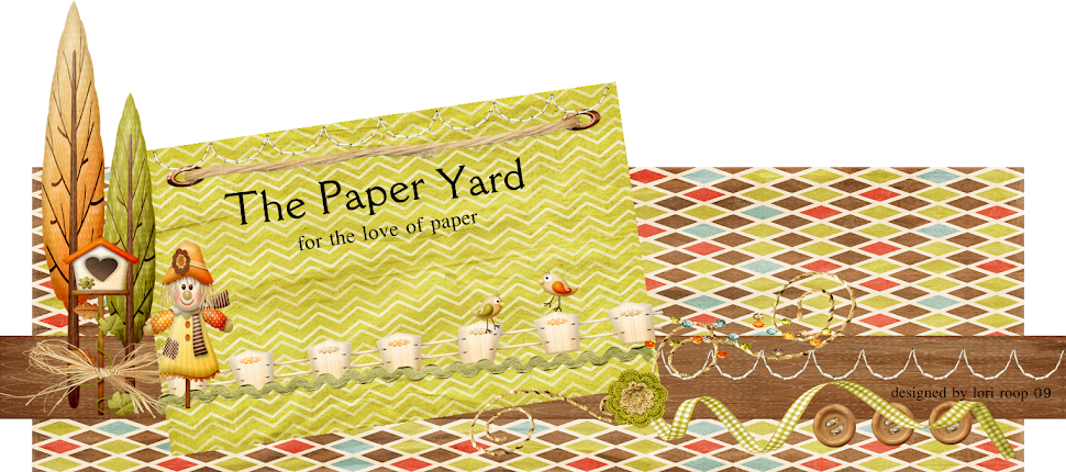 THE PAPER YARD