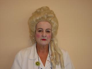 La Historia del Maquillaje Loly+S.XVI