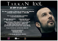 Tarkan Idol Competition