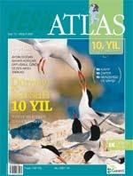 Tarkan appears in YesilAtlas' 10th issue