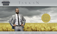 Tarkan's new site design