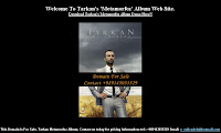 Someone unconnected with Tarkan's official channels has already bought the www.tarkanmetamorfoz.com domain and put it on sale