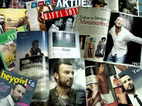 Turkish readers have been emailing the blog to share news from these recent magazine articles