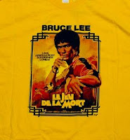 Bruce Lee as worn by Tarkan