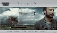Concerts section now up at Tarkancom