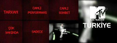 MTV Türkiye Tarkan ad