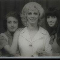Aysel Gurel, centre, pictured with her two daughters