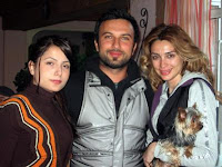 Tarkan, Bilge and their pet dog