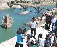 Tarkan by the Tigris River