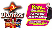 Doritos Tarkan promotions 2008