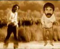 Tarkan satirised on TV comedy show Koca Kafalar